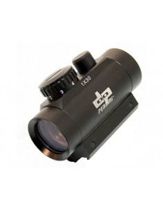 RED DOT sight (red) 1x30 22mm rail for crossbows