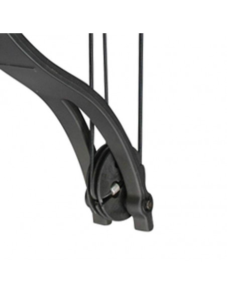 Compound bow 20 lbs - black