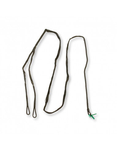 Cable 3 holes for Compound bow 75 lbs HAT-67001 and HAT-67002