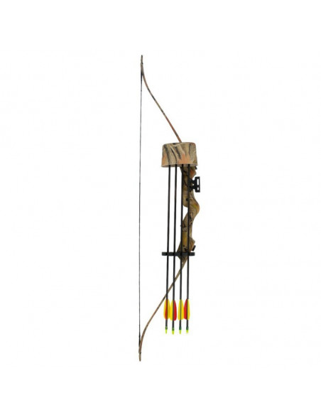 Recurve bow 20 pounds camouflage
