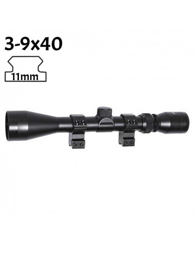 Riflescope 12 inch RED DOT (red-green) 4x32
