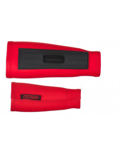 Armguard Red M archery