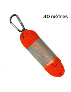 Paracorde hank 550 30m orange
