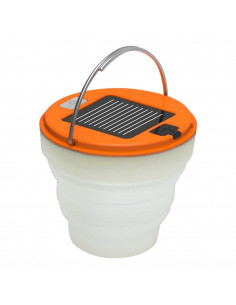 Foldable Lantern LED solar recharging