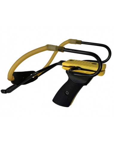 Slingshot Primo One Yellow with wrist rest