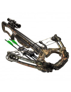 Barnett Raptor Pro Crossbow 400 fps 185 lbs + 4x32 red dot