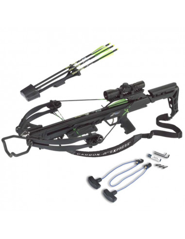 Crossbow Carbon Express X-Force Blade BK 165 lbs 330 fps