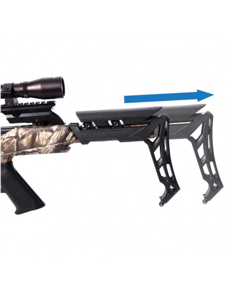 Arbalète Carbon Express X-Force Blade CM 165 lbs 330 fps