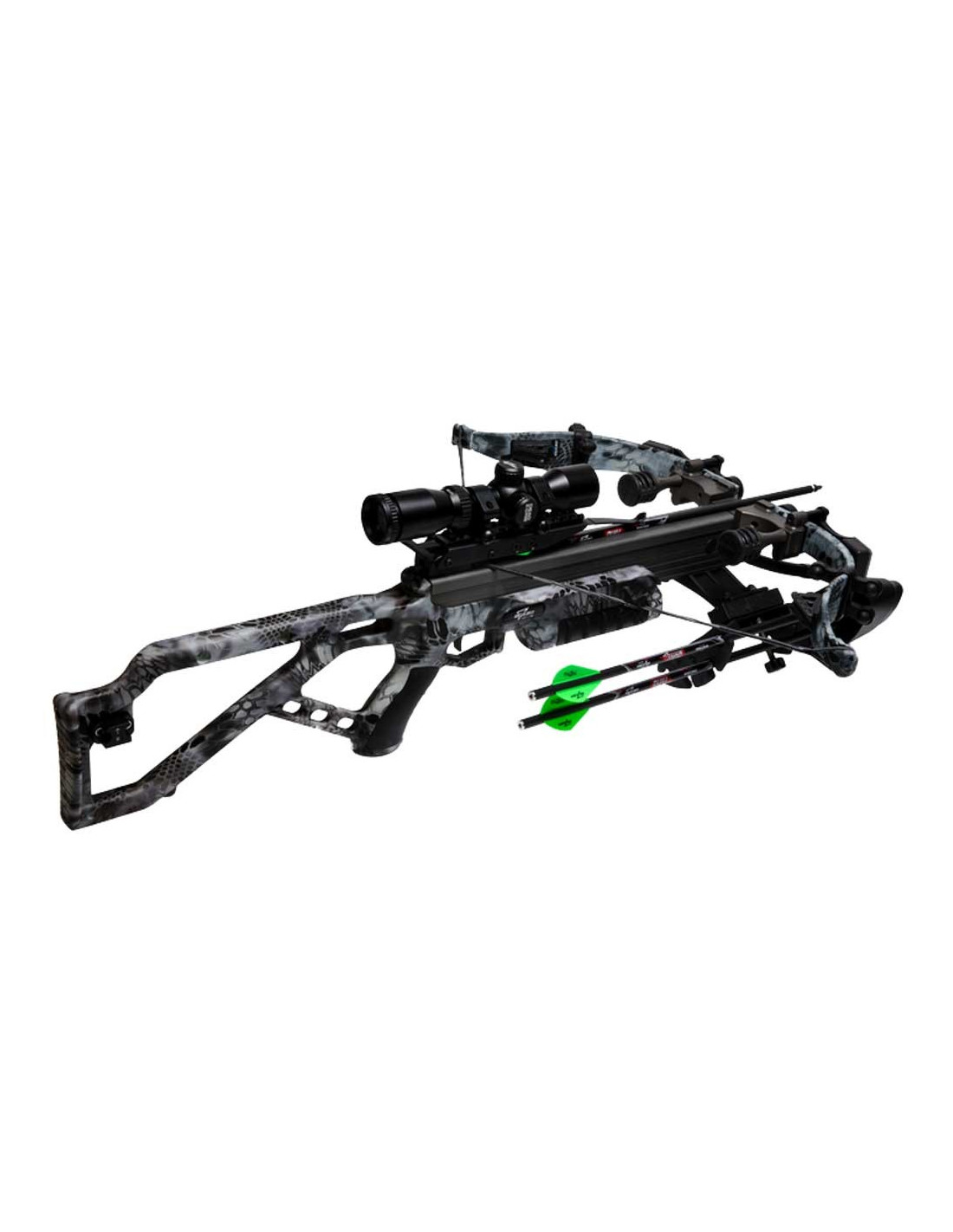 Crossbow Excalibur AX 340 Kryptek Raid 340 fps 270 lbs