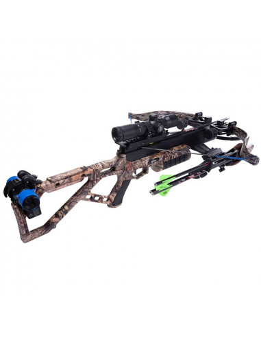 Crossbow Excalibur Micro 360 TD Mobuc 285 lbs 360 fps + charger