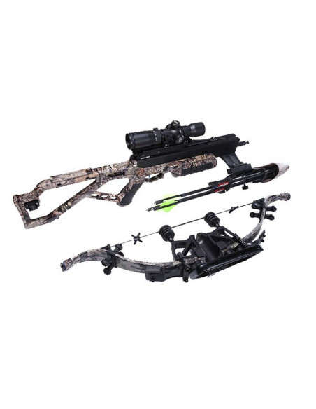Crossbow Excalibur Assassin 420 True Timber Strata 290 lbs 420 fps