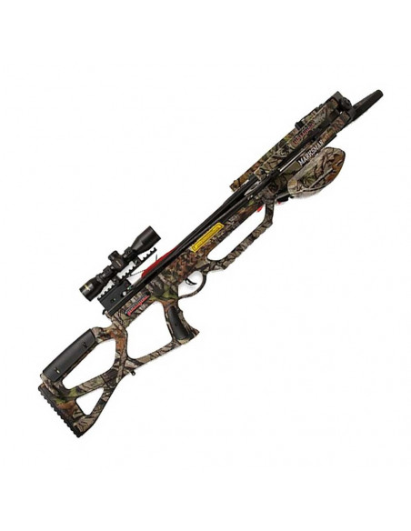 Crossbow Maximal Marksman Camouflage 185 lbs 400 FPS
