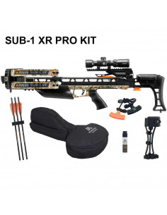 Armbrust Mission SUB-1 XR Pro-Kit Tarnung Real Tree 200 lbs 410 FPS