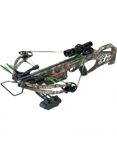 Crossbow PSE Fang LT Camo 330 fps 165 lbs