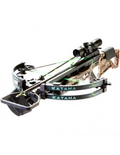 Crossbow Stryker Katana Black 385 fps 155 lbs