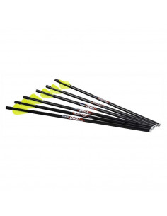 6 Quill 16.5 inch arrows for Excalibur crossbows