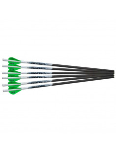6 Proflight arrows for Excalibur crossbows