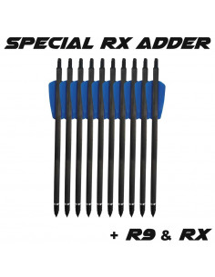 10 Arrows for Cobra RX Adder, R9 and RX
