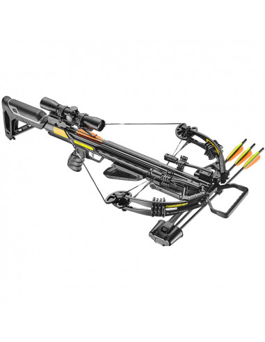 Compound crossbow 185 lbs black...