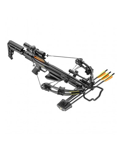 Black compound crossbow 175 lbs Blade