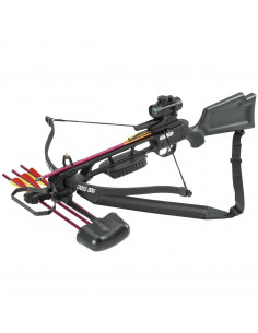 Recurve crossbow 160 lbs Black