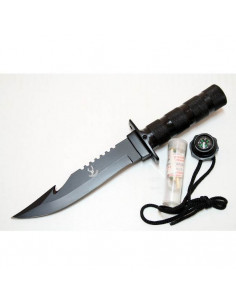 Survival knife 10.5 inches...