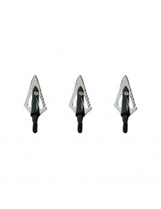 3 Cross-Cut broadheads 100...