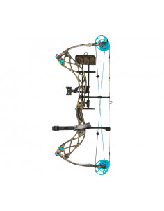 Diamond RAK Carbon Knockout Compound Bow Package