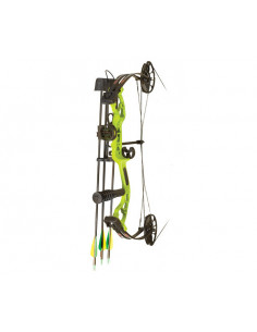 PSE RTS Mini Burner Compound Bow Package