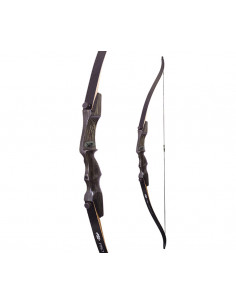 Arc recurve PSE Fieldbow Take Down Package Pro Max RH 62 pouces