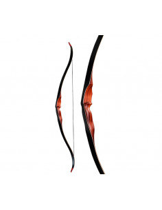 Arc recurve monobloc Ragim Fieldbow Black Bear
