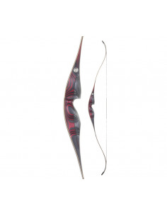 Kaiser One Piece Fieldbow Peles 62 inches Recurve Bow