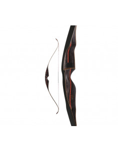 Bear Archery One Piece Fieldbow Super Grizzly Recurve Bow 58 inches