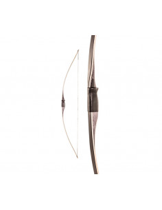 Arc Longbow Bear Archery Montana Black Maple 64 pouces