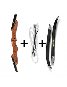 Removable bow kit Handles +...