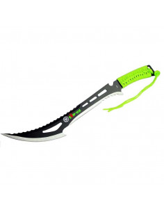 Machete Tang Zombie War 24 inches (61cm) with rope handle and case