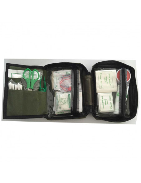 First aid kit of 50 pieces