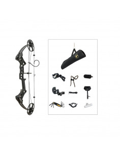 Topoint Package M1 BEGINNER Compound Bow Package