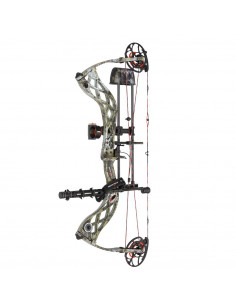 Bowtech Carbon Icon DLX G2 Compound Bow Package