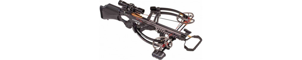 Hunting crossbows at Hattila.com