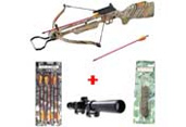 Pack of cheap crossbows